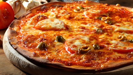 pizza on the mediterranean diet