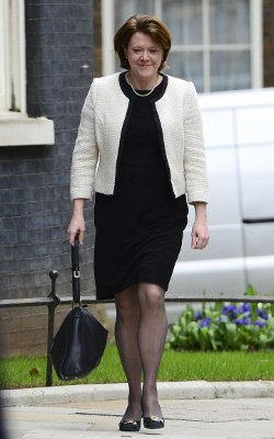 Maria Miller on her way to Fabric for the Evian Christ set