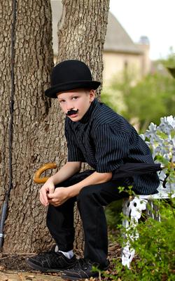 Kids will start dressing like quasi-Victorian twats