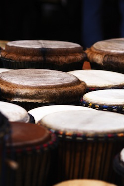 Are your bongos Chinese?