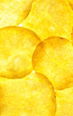 Crisps are actually relevant