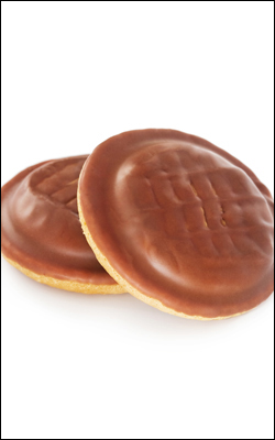 Giant Jaffa Cake Could Be Used To Drive People Insane