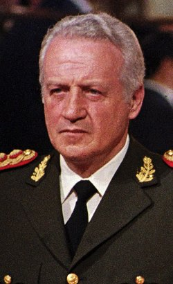 Francis fought General Galtieri's junta from the inside