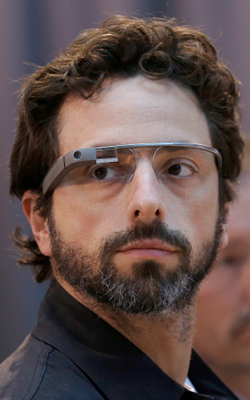 Sergey Brin is already bored of it