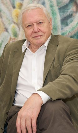 The BBC would like to apologise for David Attenborough's intelligence