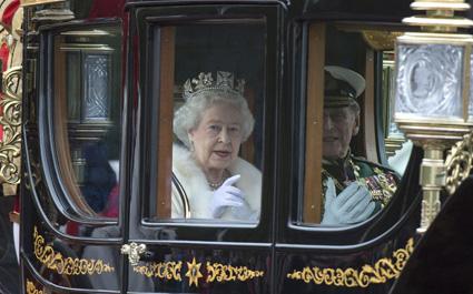 Queen to crowbar cannabis legalisation into speech