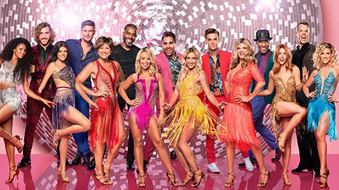 'We will still f**k' promise unvaccinated Strictly dancers