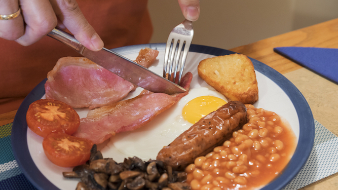 A full English and other ways to make your day a write-off