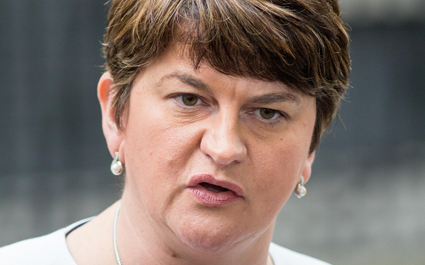 DUP hoping to expand into f**king up other countries