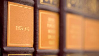 Scottish thesaurus has 498,000 names to call the English