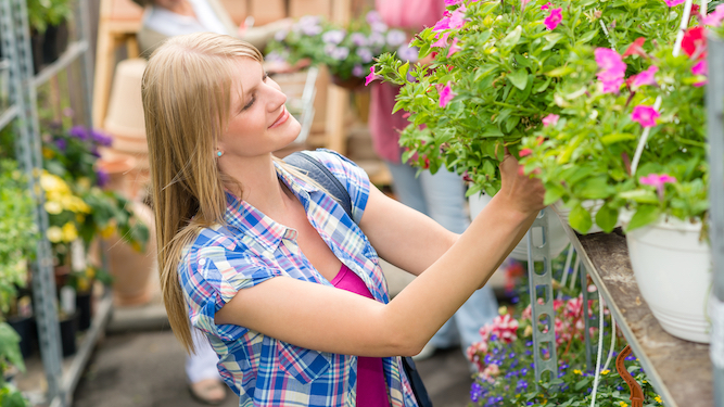 How to feel young again when you've accidentally enjoyed a trip to the garden centre