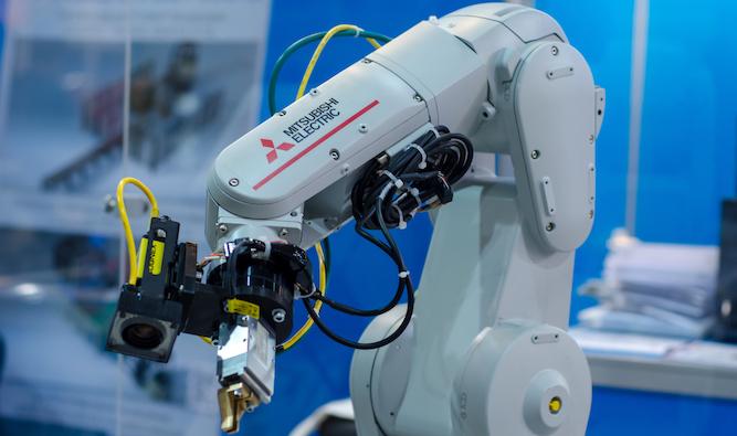 Cunning robot ticks 'I'm not a robot' box