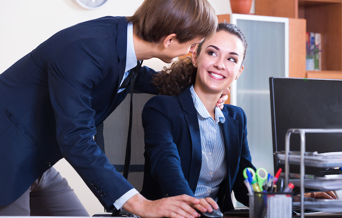 Are you sexually promiscuous enough at work?