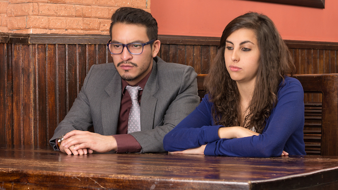 Five dating tips if you just want to get back with your ex