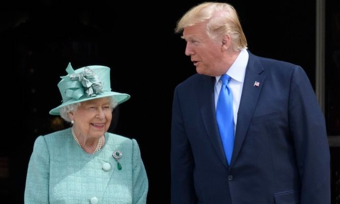 All the palaces in the world aren't worth three days of this, says Queen