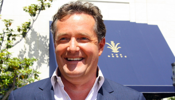 What should I be a pr*ck about next? by Piers Morgan