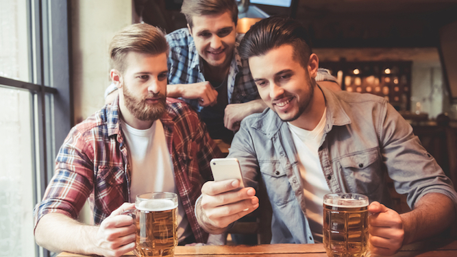 How are you using your phone to ruin nights out?