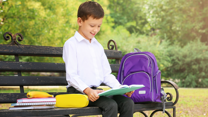Child demands entire WHSmith stationery section for new school term