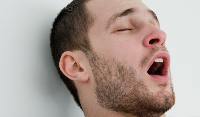 Loud sneezers told to get a f*cking grip