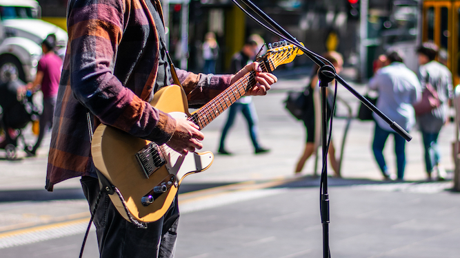 Horrible songs for buskers to ruin everyone's day