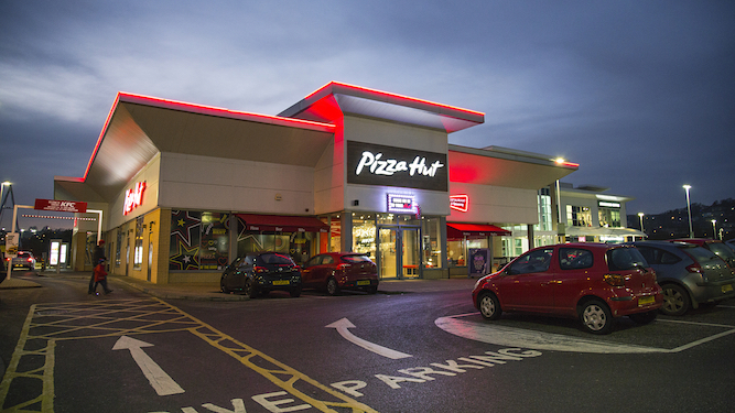 Pizza Hut is all we deserve, says Britain
