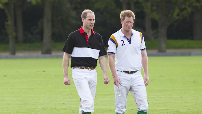 'Harry farted in the Range Rover', and other reasons behind the royal rift