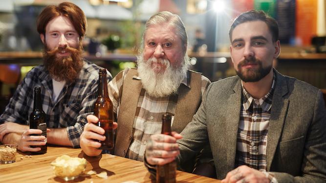 We never said we liked beards, say women