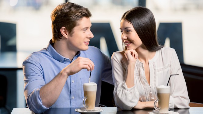 Man ruins date with honest answer to 'What are you looking for?'