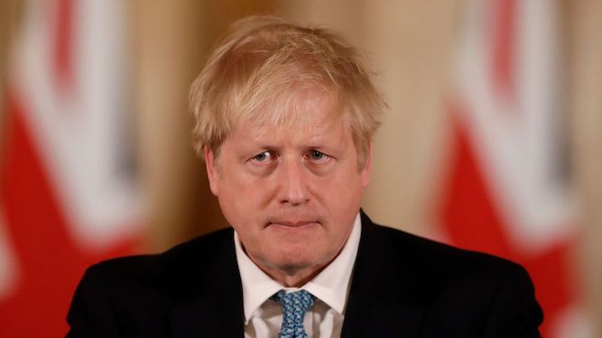Boris Johnson's guide to coping when your dream job goes to shit