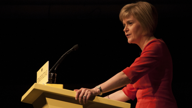 How to blame Nicola Sturgeon for everything: a Brexiter explains