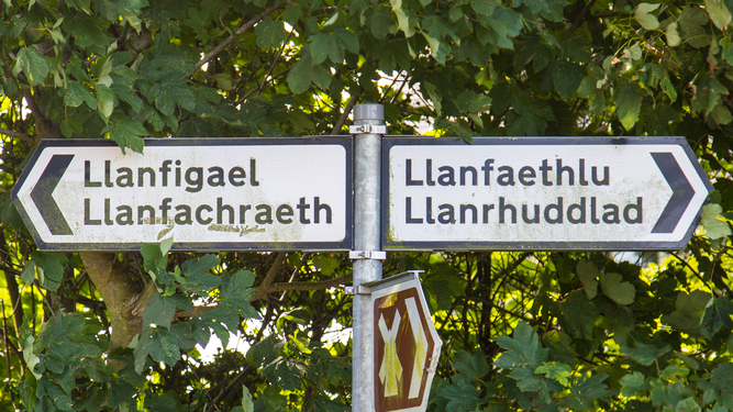 Welsh village can't pronounce own name either