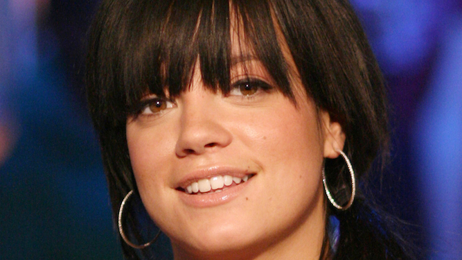 Lily Allen's guide to wanking in a relationship