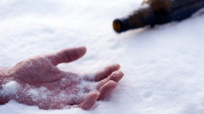 36 heroic Englishmen die of exposure in beer gardens