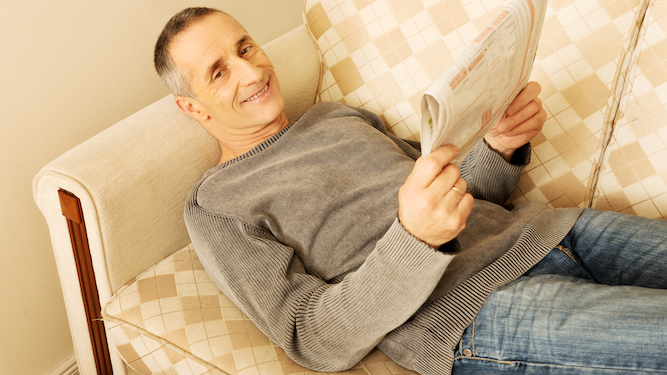 At least I'm middle class, says jobless man in £15,000 of debt