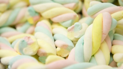 Marshmallow flumps